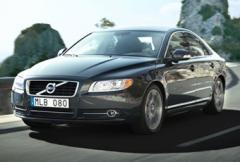 Genève: Volvo S80 får en facelift