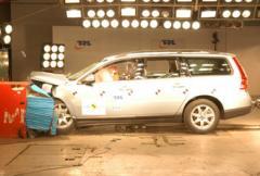 Euro NCAP - nya testrutiner ställer högre krav på bilarna