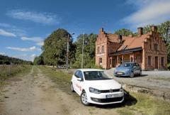 Volkswagen Polo mot Ford Fiesta