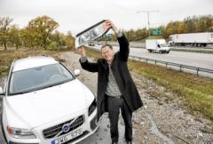 Enklast att byta lampa på Volvo