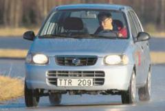 Biltest: Suzuki Alto