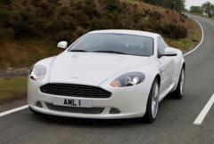 Aston Martin DB9 får ansiktslyftning