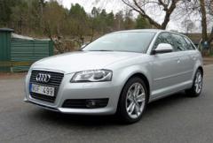Provkörning: Audi A3 1,6 TDI 105 S tronic Sportback