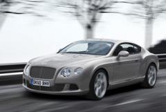 Bentley Continental GT får ny praktfull kostym
