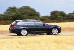 BMW 5-serie Tourer - nu är kombin här