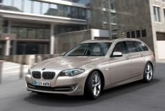 BMW 5-serie Touring: Vi Bilägare provkör