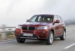 Här är nya BMW X3