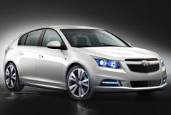 Chevrolet Cruze - nu som halvkombi