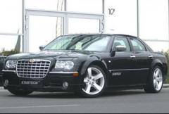 Chrysler 300 C - en nackvridare