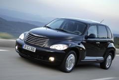 Chrysler PT Cruiser närmar sig slutet