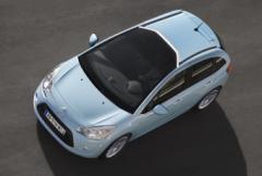 Kul design och fin komfort i nya Citroën C3