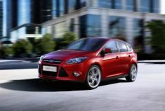 DETROIT: Ford Focus