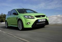 Provkörning: Ford Focus RS