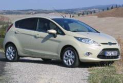 Provkörning: Ford Fiesta