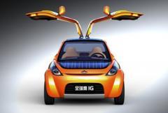Geely IG ska bli billigare än Tata Nano