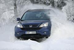 Provkörning: Honda CR-V