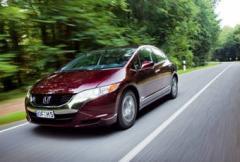 """Honda FCX - """"Hopp för bilismen"""""""