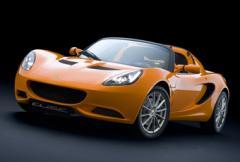 Nya Lotus Elise till Genève