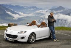 Mazda MX5 Superlight - sportbil utan vindruta
