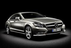 Premiär för nya Mercedes CLS