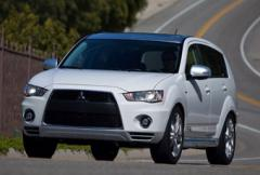 Officiell: Mitsubishi Outlander GT Prototype