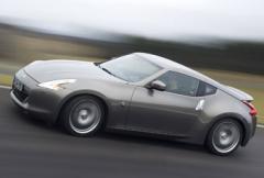 Provkörning: Nissan 370 Z