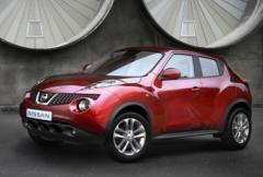 Nissan Juke - suv och sportbil i ett