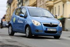 3. Opel Agila - klen motor i bästa familjebilen