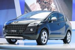 Provkörning: Peugeot 3008