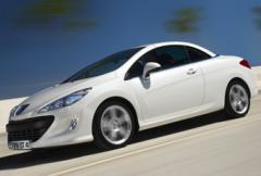 Provkörning: Peugeot 308 CC