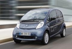 Peugeot iOn – rapport från provkörningen