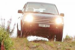 Biltest: Range Rover Vogue V8