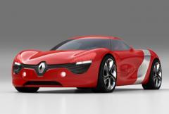 Renault DeZir visar framtiden för Renault