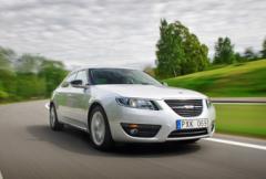 Provkörning: Saab 9-5