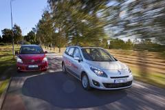 Biltest: Renault Grand Scénic, Toyota Verso