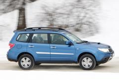 Provkörning: Subaru Forester 2,5 XT Aut