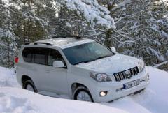 Provkörning: Toyota Landcruiser 3,0 Automat