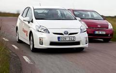 Toyota Prius III - snålare, starkare och snabbare