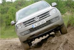 Provkörning: Volkswagen Amarok