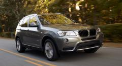 Provkörning: BMW X3 xDrive 20d
