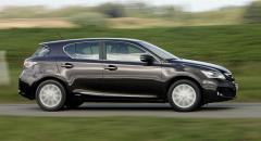 Provkörning: Lexus CT 200h