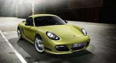 Porsche Cayman R – bantad och starkare