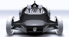 Volvo Air Motion – drivs av luft