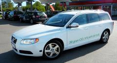 Provkörning: Volvo V70 AFV Bi-Fuel