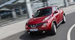 Provkörning: Nissan Juke 4x2 1,6 DIG-T Acenta