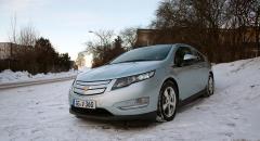 Chevrolet Volt – rapport från provkörningen