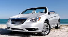 Chrysler 200 Convertible – blir Lancia i Europa