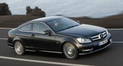 Mercedes C-klass Coupé får premiär