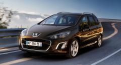 Peugeot 308 får ansiktslyft och e-HDi