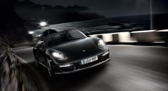 Porsche Boxster S Black Edition – specialvariant i svart